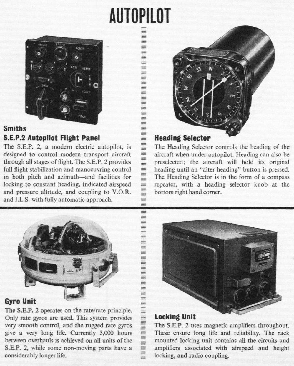The Fokker F27 Autopilot – The Vapor Trail